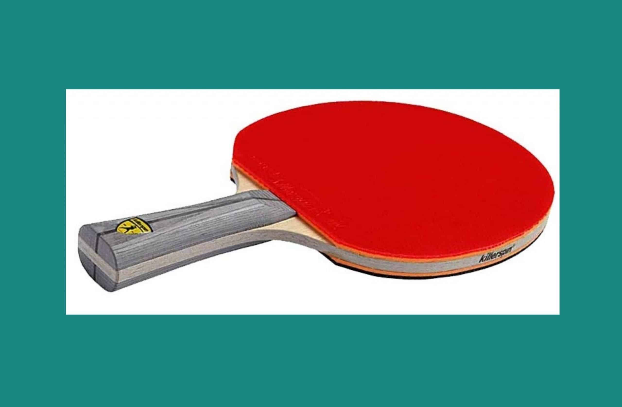 Killerspin Jet 600 Table Tennis Paddle