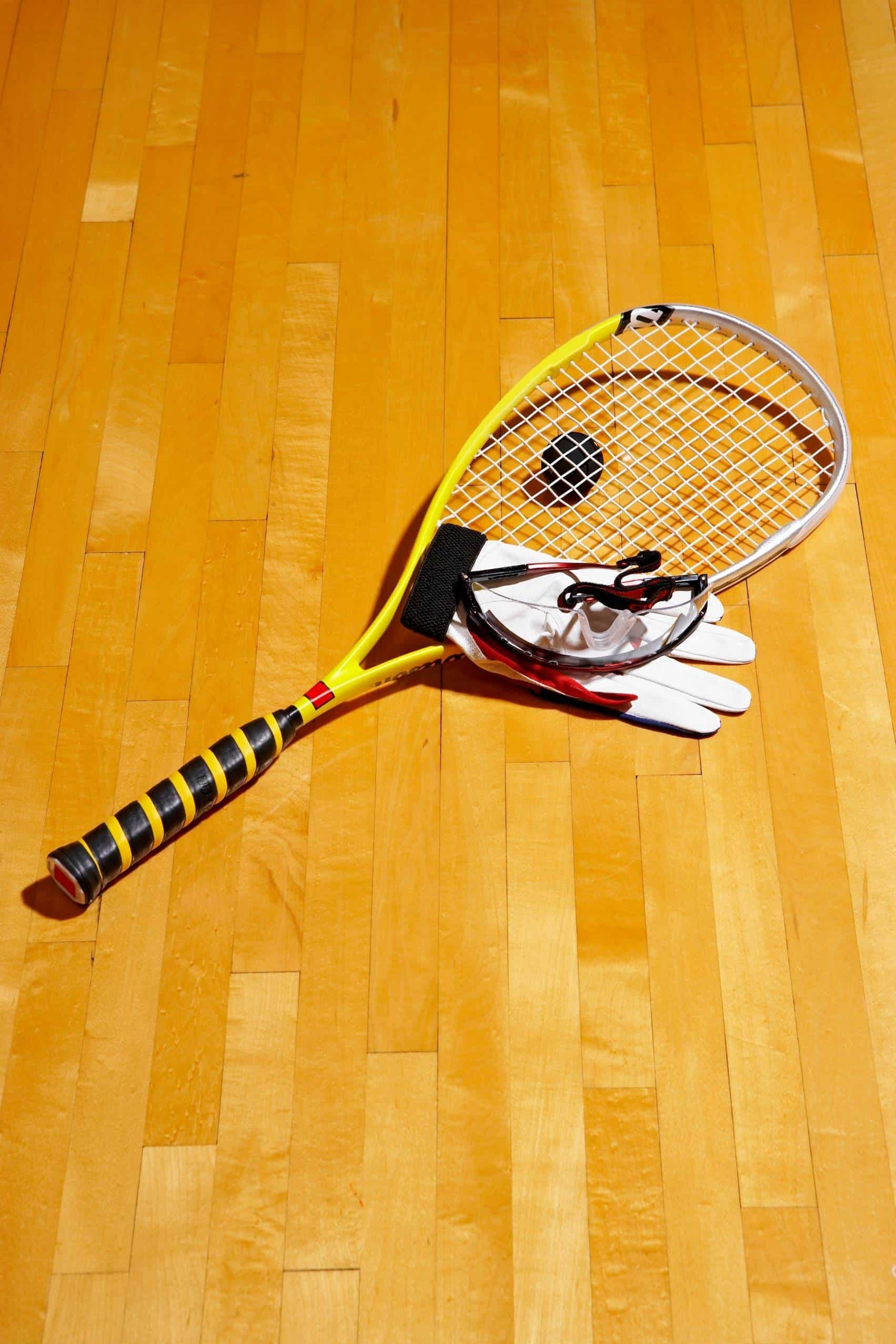 The Only Squash Gear & Equipment List You'll Ever Need