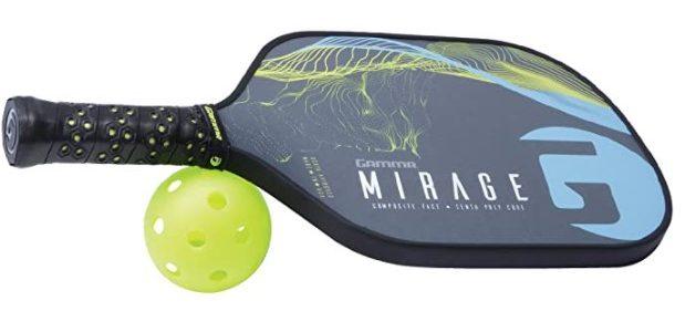 gamma mirage pickleball paddle
